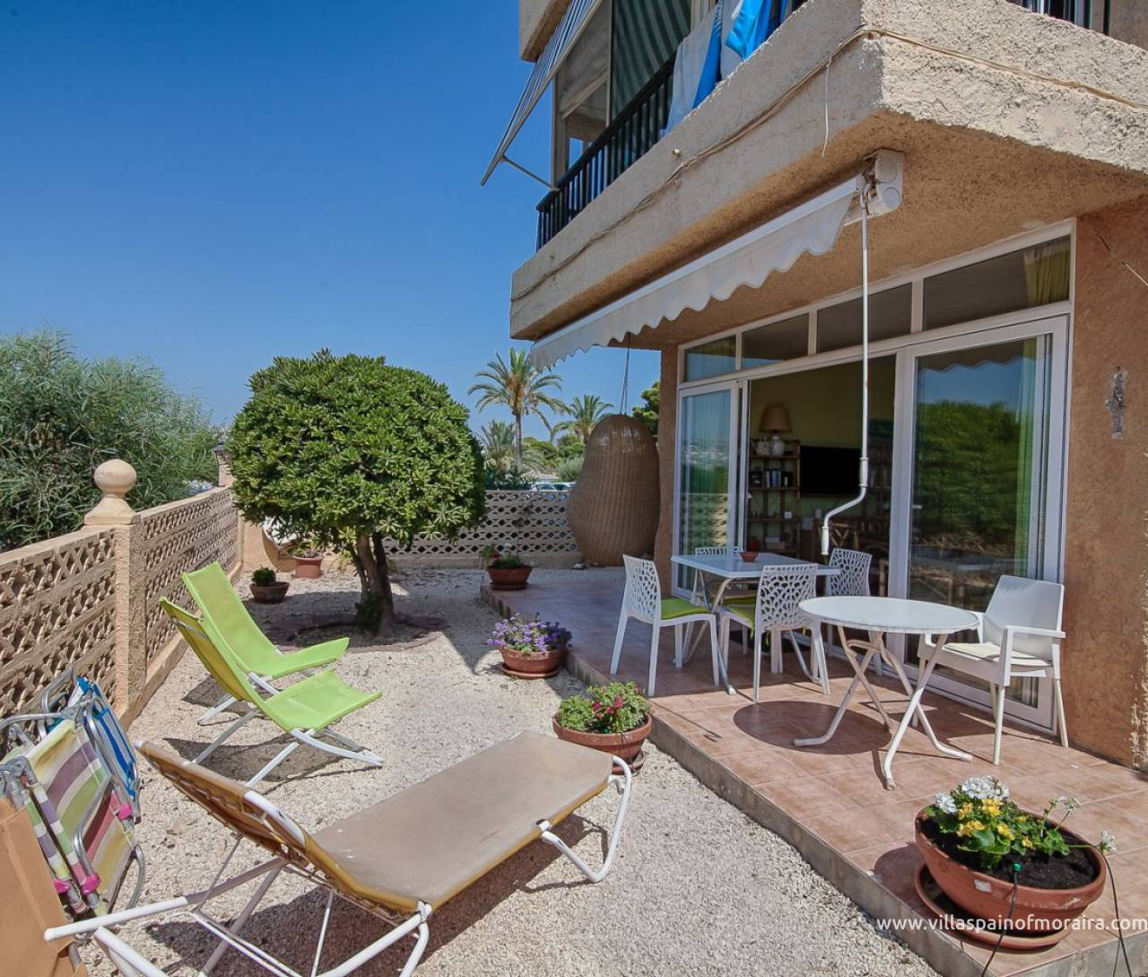 Apartment for sale near El Portet Moraira