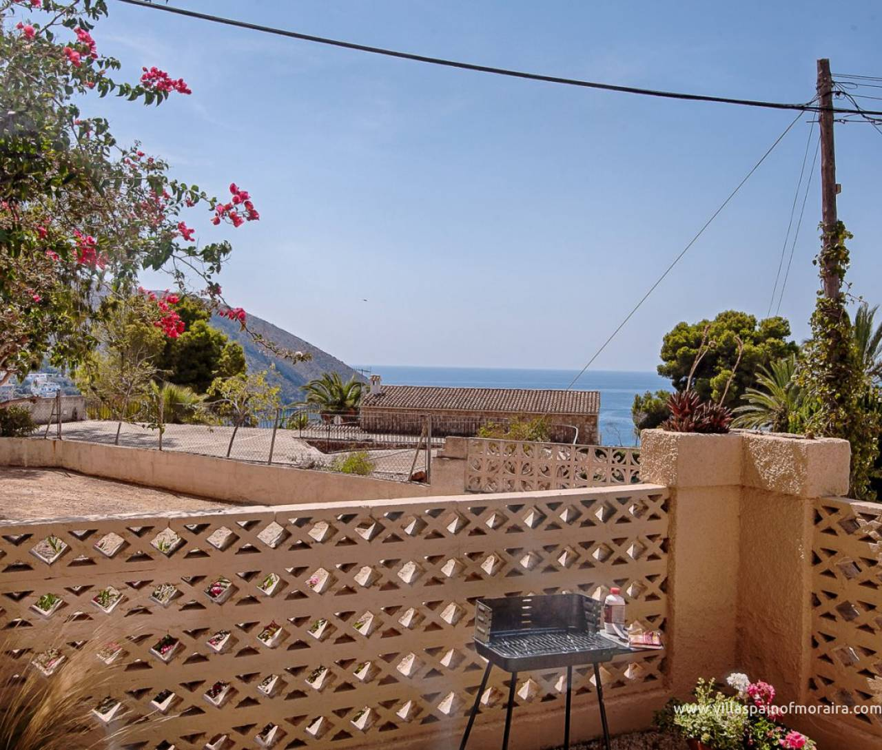 Apartment near El Portet Beach Moraira