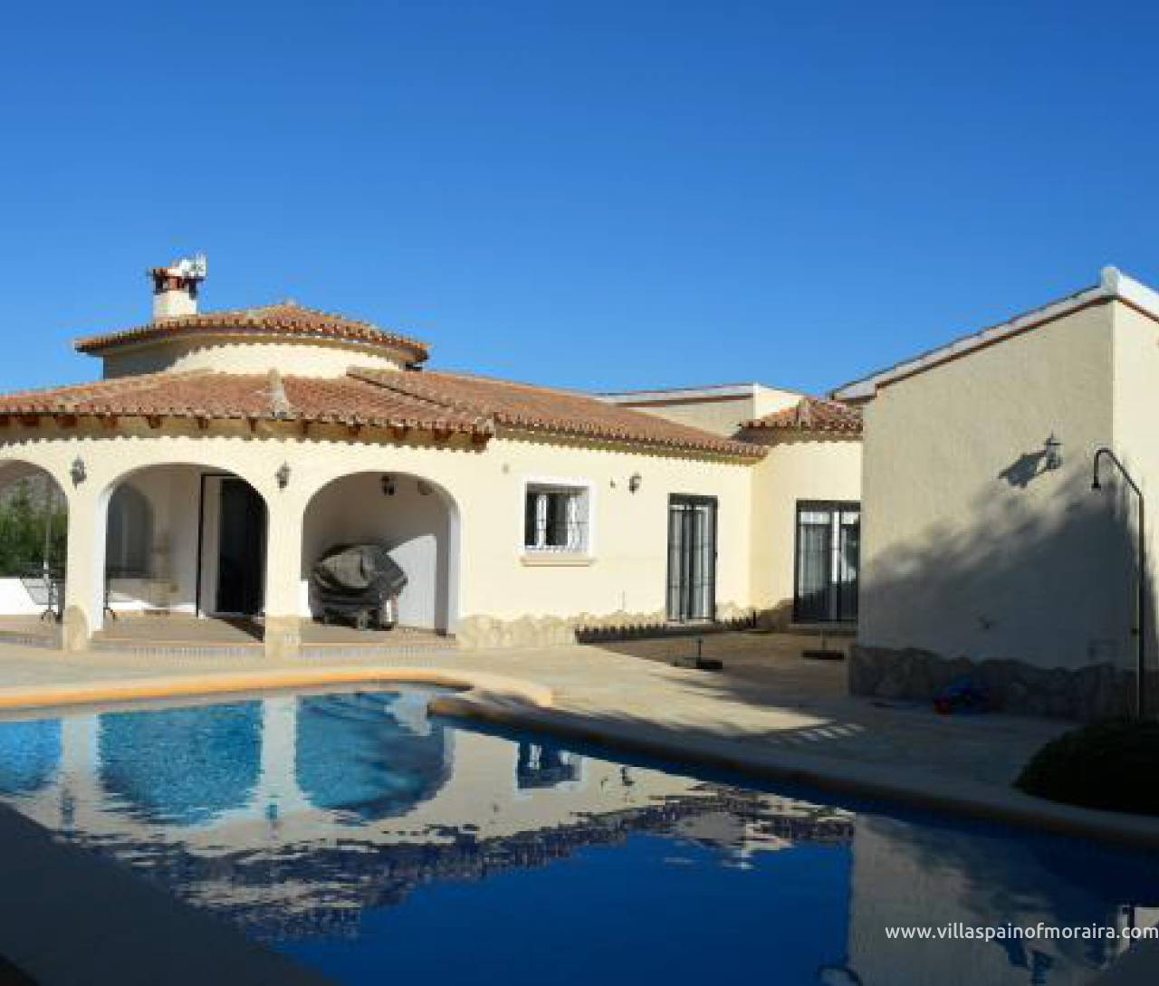 Los Molinos Benitachell villa for sale costa blanca