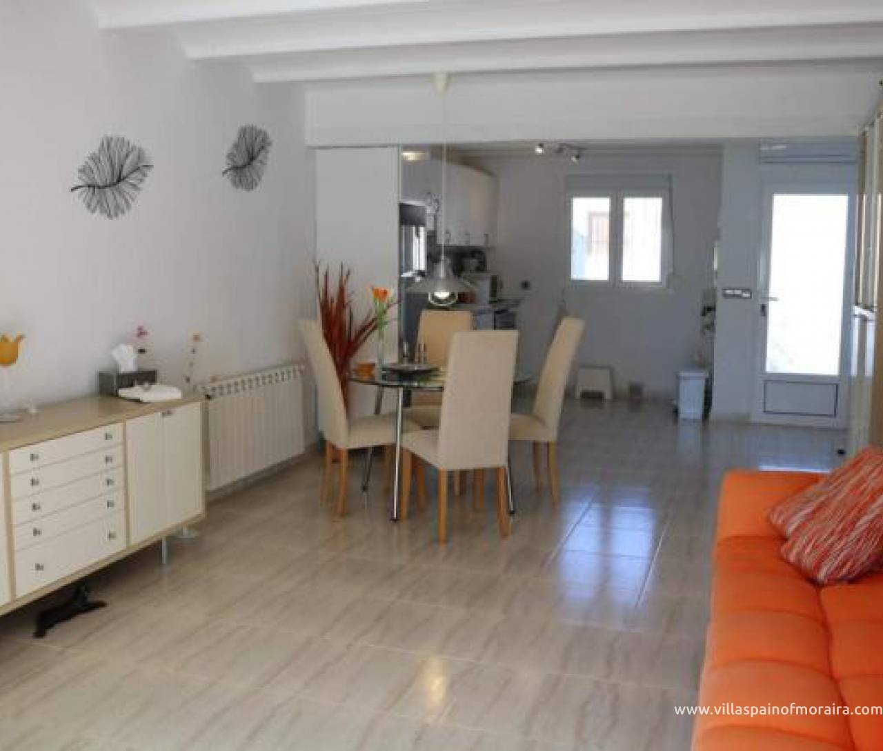 Moraira Park renovated bungalow