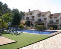 townhouse for sale in Calpe