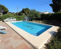 Villa for sale in Costa Nova Javea
