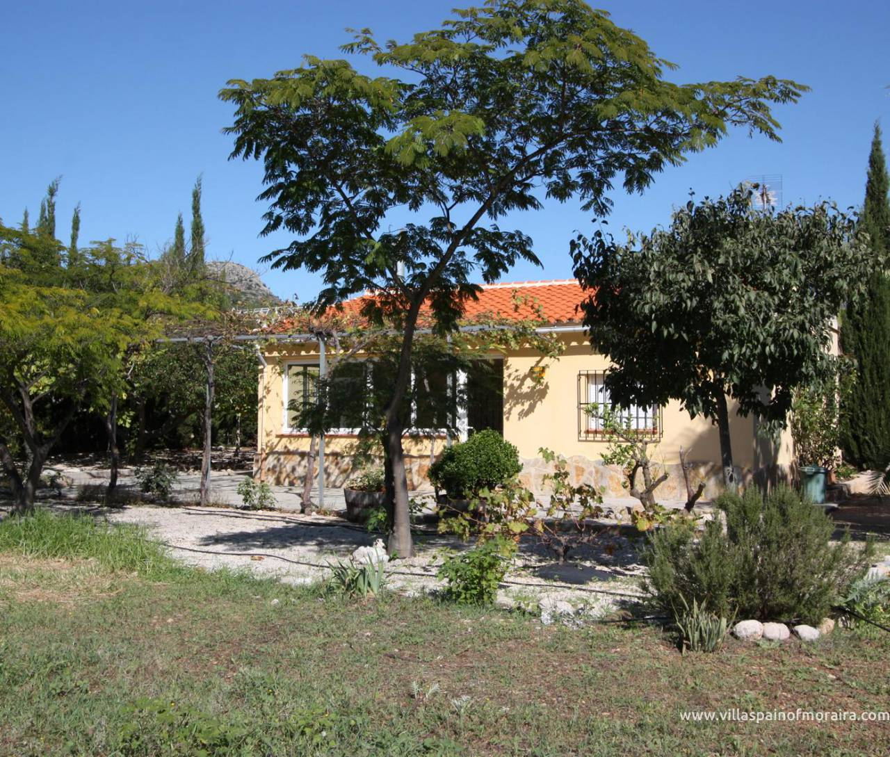 Villa for sale in Jalon valley
