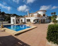 Villa for sale in San Jaime Moraira