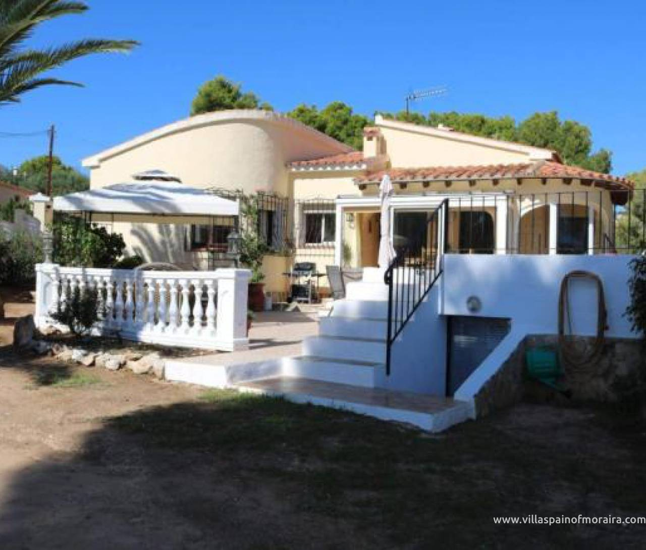 Villa in Cometa Moraira for sale
