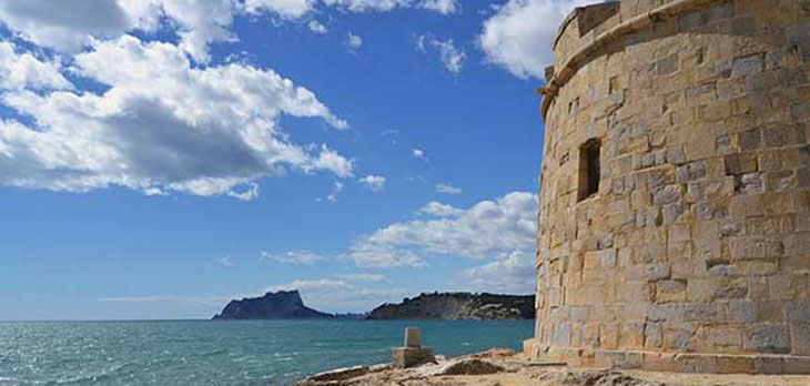 Property for sale in Moraira and surrounding areas